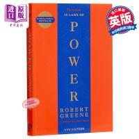 【中商原版】权力简明48法则 英文原版 The Concise 48 Laws of Power 罗伯特・格林