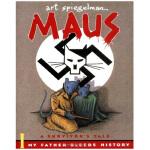 【中商原版】莫斯 英文原版 MAUS A SURVIVORS TALE Art Spiegelman Random H