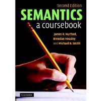 【预订】Semantics: A Coursebook