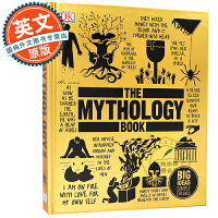 DK神话传说百科 英文原版 The Mythology Book: Big Ideas Simply Explaine