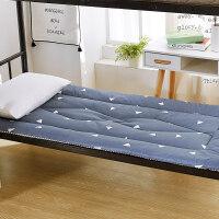 单人床棉花垫被学生宿舍上下铺全棉床垫褥子0.9米1.2m1.5棉絮床褥