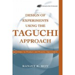 预订 Design of Experiments Using the Taguchi Approach: 16 Ste
