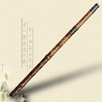 奇宝居 笛子 横竹笛子乐器初学 苦竹一节gf调笛子 学生成人演奏竹笛子