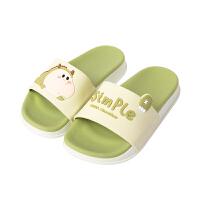 儿童拖鞋夏防滑室内家用软底可爱洗澡男童女童中大童宝宝凉拖鞋