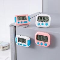 厨房定时器提醒器学生时间管理器学习倒计时器电子秒表闹钟番茄钟