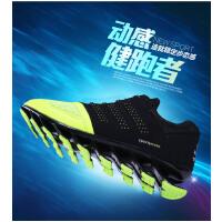 【货到付款】领舞者时尚潮流透气网布鞋运动休闲情侣跑步鞋