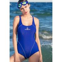 保守小胸聚拢性感 运动泳衣女 连体遮肚显瘦三角温泉泳装 支持礼品卡