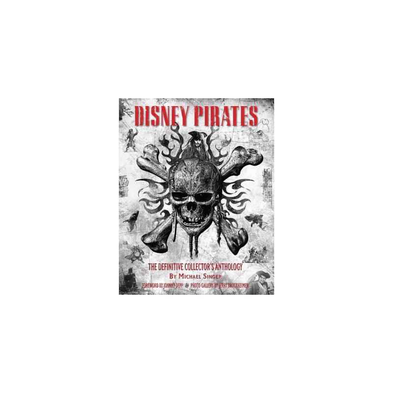 【预订】Disney Pirates: The Definitive Collector抯 Anthology  Ninety years of pirates in Disney feature films, television shows, and parks. 预订商品,需要1-3个月发货,非质量问题不接受退换货。