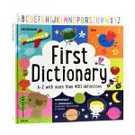 我的第一本词典 英文原版 First Dictionary 英语启蒙