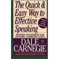 语言的突破 英文原版 The Quick and Easy Way to Effective Speaking 卡耐基