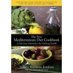 【预订】The New Mediterranean Diet Cookbook A Delicious Alterna