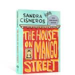 Sandra Cisneros 进口英文原版文学小说 The House On Mango Street 芒果街上的小
