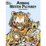 Animal Hidden Pictures (【按需印刷】)