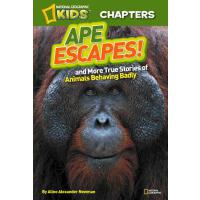 【预订】Ape Escapes!: And More True Stories of Animals Behaving