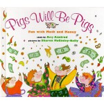 预订 Pigs Will Be Pigs: Fun with Math and Money [ISBN:9780027