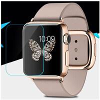 苹果手表玻璃膜 苹果 iwatch 手表玻璃膜 苹果apple watch钢化膜 iwatch防爆防摔贴膜 苹果手表钢