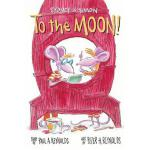 预订 Sydney & Simon: To the Moon! [ISBN:9781580896795]