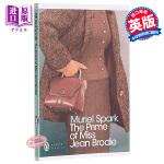 【中商原版】布罗迪小姐的青春 英文原版 The Prime of Miss Jean Brodie