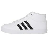 Adidas阿迪�_斯男鞋�\�有�高�湍湍バ蓍e鞋板鞋FY3042