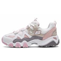 【*注意鞋码对应内长】Skechers斯凯奇男女同款怪兽甜心小白鞋休闲运动鞋熊猫鞋99999693