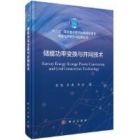 储能功率变换与并网技术