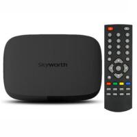 Skyworth/创维 A11四核 运行内存1G 网络电视机顶盒 电视盒子安卓高清无线硬盘播放器 黑色