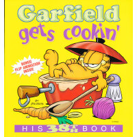 Garfield Gets Cookin'加菲猫系列 ISBN9780345445827