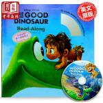 【中商原版】恐龙当家 带CD故事书 英文原版 Disney 附CD Good Dinosaur(Read-Along