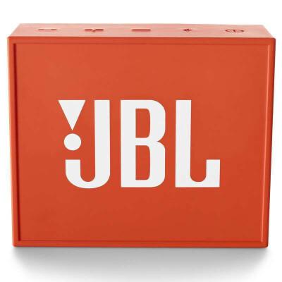 JBL GO音乐金砖 随身便携HIFI 蓝牙无线通话音响 户外迷你小音箱全国联保  长续航 无线通话