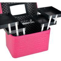 化妆包旅行大容量化妆品收纳箱便携手提收纳盒简约化妆箱 支持礼品卡