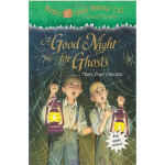 【中商原版】英文原版Magic Tree House #42: A Good Night for Ghosts神奇树屋