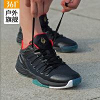 361篮球鞋男鞋透气秋冬季篮球鞋低帮361度运动鞋男球鞋防滑篮球鞋