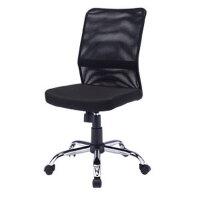 【品牌直供】日本SANWA SNC-NET16BK 办公椅 转椅 老板椅 特价时尚舒适网椅 电脑椅 透气 可升降办公椅子 职员椅