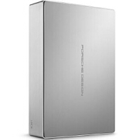 LaCie 莱斯 p9237 5T 保时捷P9237 5TB USB-C 3.5英寸移动硬盘STFE5000300