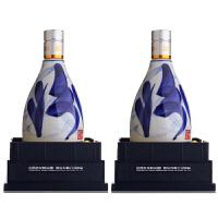 汾酒 53度青花(20)500ml 清香型白酒 2瓶