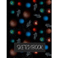 预订 Sketchbook: Sketchbook Journal Notebook, 120 Pages, Soft