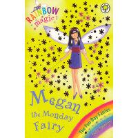 Rainbow Magic: The Fun Day Fairies 36: Megan The Monday Fairy 彩虹仙子#36:快乐仙子9781846161889