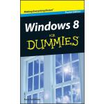 预订 Windows 8 for Dummies [ISBN:9781118371664]
