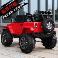 儿童电动车四轮大码越野童车可坐人宝宝小孩礼物带遥控玩具小汽车