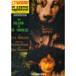 Classics Illustrated #12: The Island of Dr. Moreau 拦截人魔岛 ISBN9781597072359