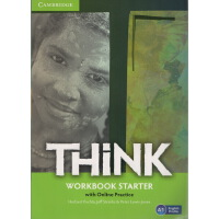 CambridgeThink Starter Workbook with Online Pracitce 剑桥英语中学