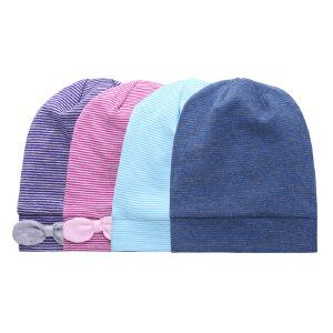 Gagou Tagou婴儿帽子 男女宝宝帽子新生儿胎帽春秋款夏季儿童帽子GT1701M4054