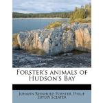 预订 Forster's Animals of Hudson's Bay [ISBN:9781175549518]