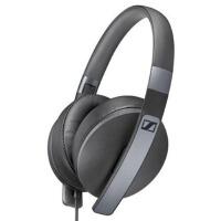 森海塞尔(Sennheiser) HD 4.20S 封闭包耳式立体声线控可折叠耳机 黑色