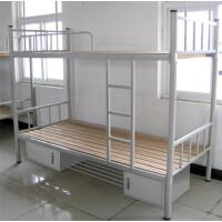 鑫宣美XM-C009宿舍钢木床上下层床