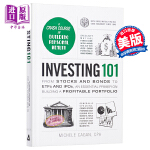 【中商原版】101系列:投资 英文原版 Investing 101 Michele Cagan Adams Media