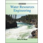 预订 Water Resources Engineering [ISBN:9780470460641]