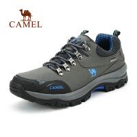 CAMEL骆驼户外情侣款登山鞋 秋季新款户外男女登山徒步鞋