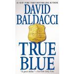 True Blue(ISBN=9780446572217) 英文原版