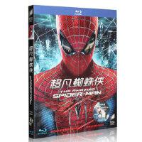 正版高清1080P电影超凡蜘蛛侠 蓝光2BD50碟片光盘 安德鲁加菲尔德
